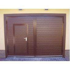 Гаражные распашные ворота Doorhan 3500x2000