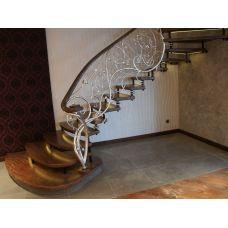 Кованая лестница КЛ 80