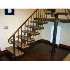 Кованая лестница КЛ 85