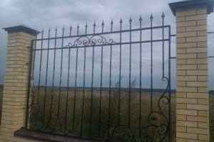Кованые заборы Забор