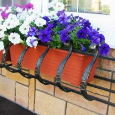 Кованая цветочница арт. 84875141