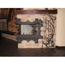 Кованный камин арт. 84871500