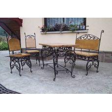 Кованный стол арт. 84875155