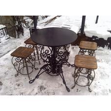 Кованный стол арт. 84875156