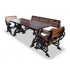 Кованный стол арт. 84875162
