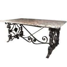 Кованный стол арт. 84875163