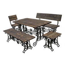 Кованный стол арт. 84875165