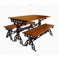 Кованный стол арт. 84875170