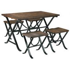 Кованный стол арт. 84875172