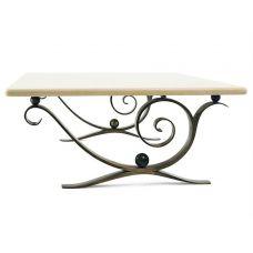 Кованный стол арт. 84875173