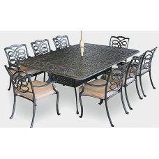 Кованный стол арт. 84875174
