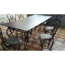 Кованный стол арт. 84875183
