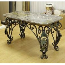 Кованный стол арт. 84875148