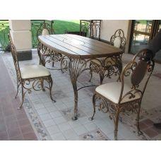 Кованный стол арт. 84875150