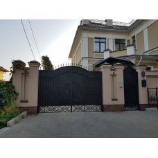 Кованые ворота арт. 47310057