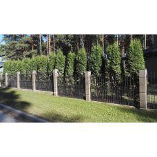 Кованный забор арт. 69871500
