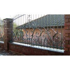 Кованный забор арт. 69871473