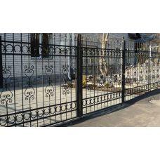 Кованный забор арт. 69871472
