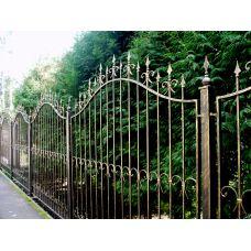 Кованный забор арт. 69871479