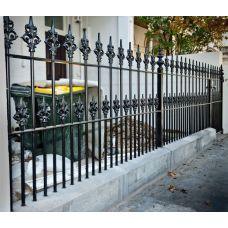Кованный забор арт. 69871480