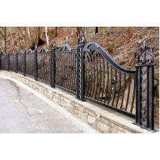 Кованный забор арт. 69871482