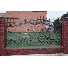 Кованный забор арт. 69871488
