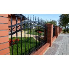 Кованный забор арт. 69871490
