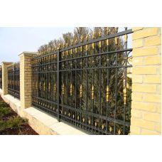 Кованный забор арт. 69871492