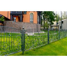 Кованный забор арт. 69871493