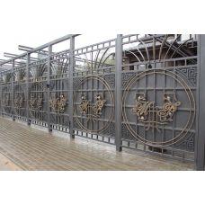 Кованный забор арт. 69871495
