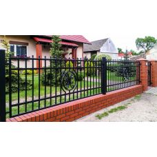 Кованный забор арт. 69871496