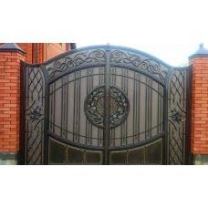 Кованые ворота арт. 47310021