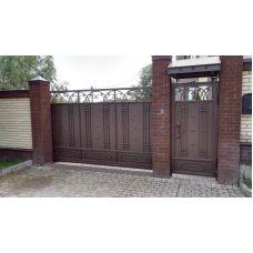 Кованые ворота арт. 47310030