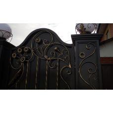 Кованые ворота арт. 47310031