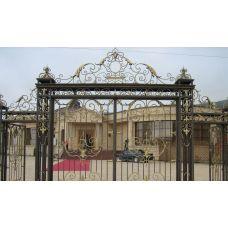 Кованые ворота арт. 47310033