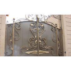 Кованые ворота арт. 47310034
