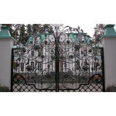 Кованые ворота арт. 47310035