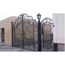 Кованые ворота арт. 47310037