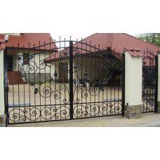Кованые ворота арт. 47310039