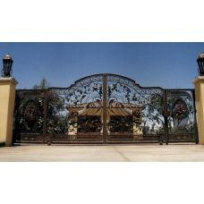 Кованые ворота арт. 47310022