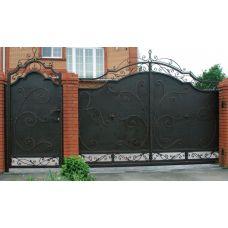 Кованые ворота арт. 47310040