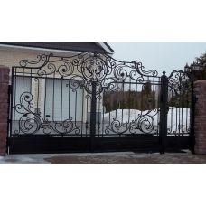 Кованые ворота арт. 47310042