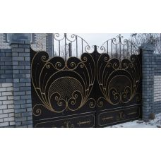 Кованые ворота арт. 47310046