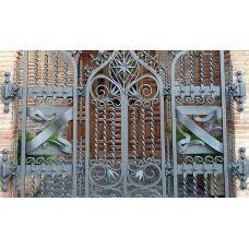 Кованые ворота арт. 47310048