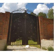 Кованые ворота арт. 47310023