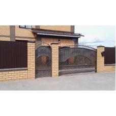 Кованые ворота арт. 47310025