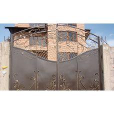 Кованые ворота арт. 47310026