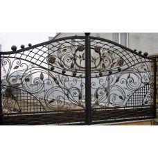 Кованые ворота арт. 47310028