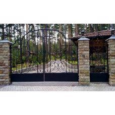 Кованые ворота арт. 47310029